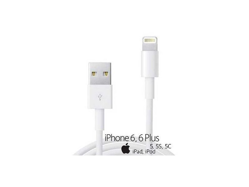 cable usb chargeur charger iphone 6 iphone 5 s c ipad 4 boutique top. Black Bedroom Furniture Sets. Home Design Ideas